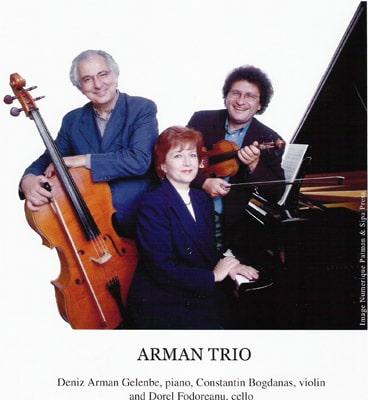 Arman Trio
