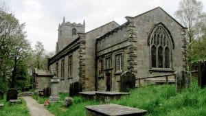 Fewston Parish Church of St Michael and St Lawrence