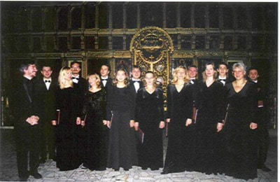 St Nikolai Choir